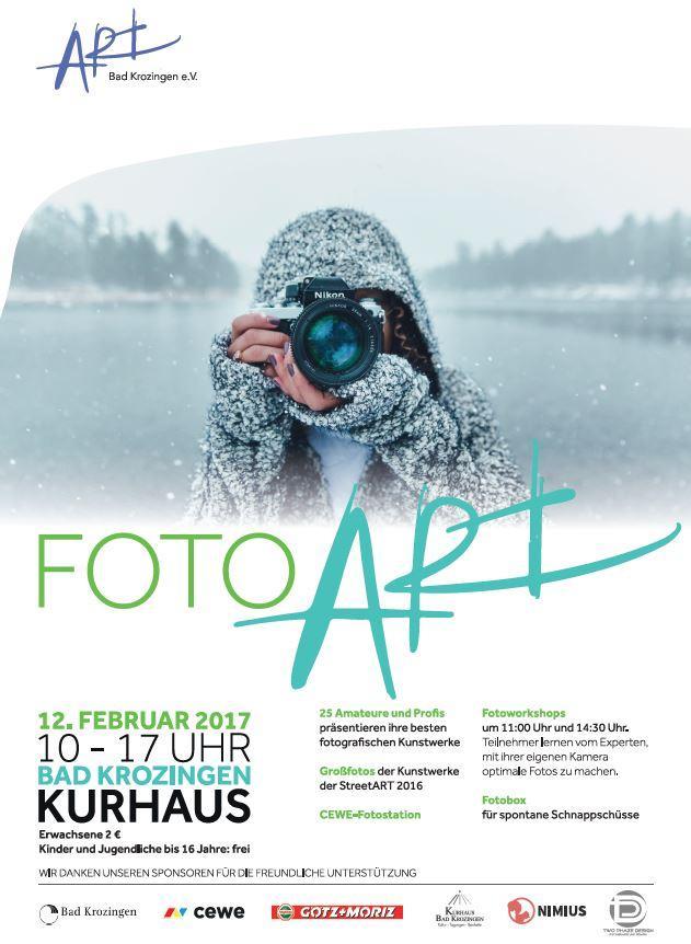 FotoART-Plakat